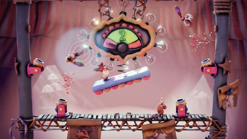 Безумцы игра для PS4