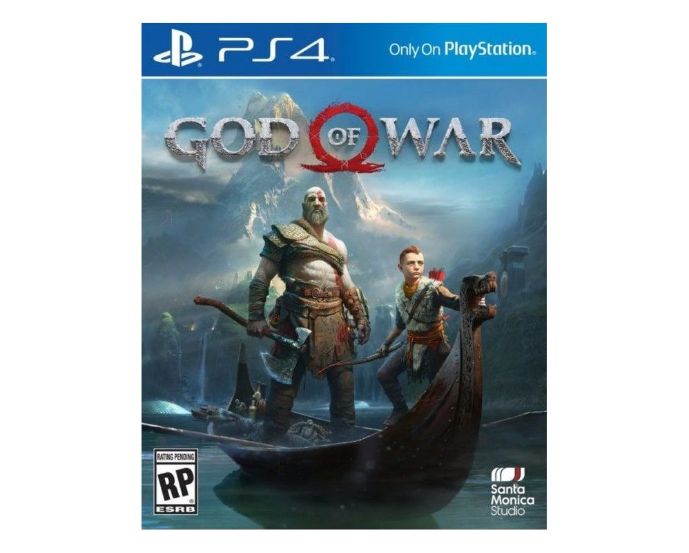 God of War 4 для PS4 (PlayStation4)