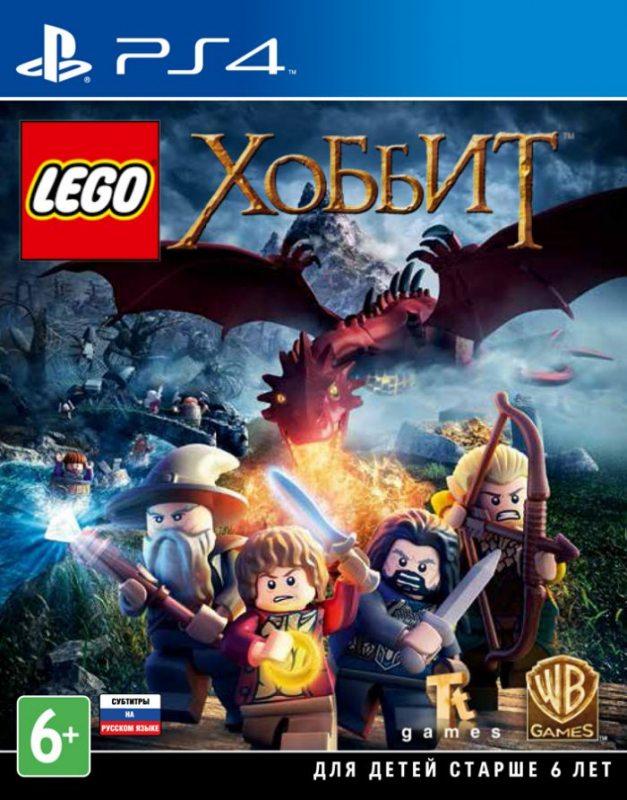 LEGO Хоббит (Русская версия) PS4
