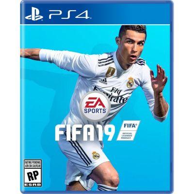 FIFA 19 PS4 В ЗАЧЕТ НА  ЛЮБОЙ ДИСК PS4