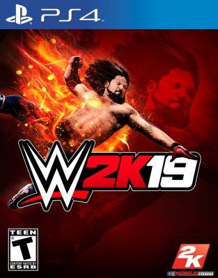 WWE 2019 PS4