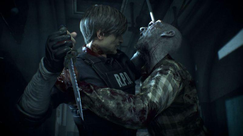 Resident Evil 2 для PlayStation 4