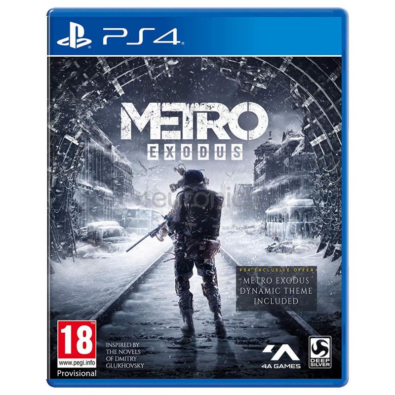 METRO Исход PS4