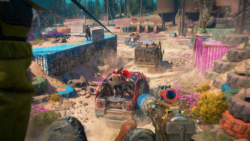 Far Сry New Dawn PS4 купить