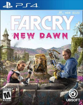Far Сry New Dawn PS4 купить