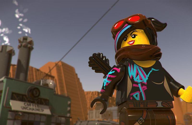 Игра для PS4 LEGO Movie 2 Videogame