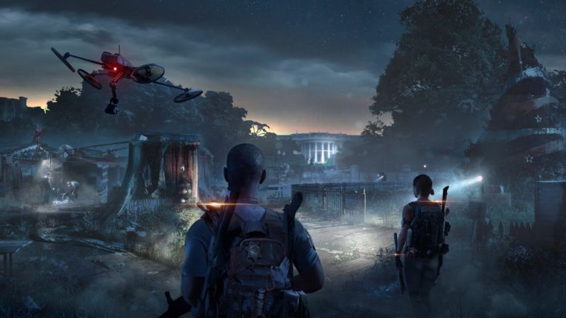 Tom Clancy's the Division 2 для PS4