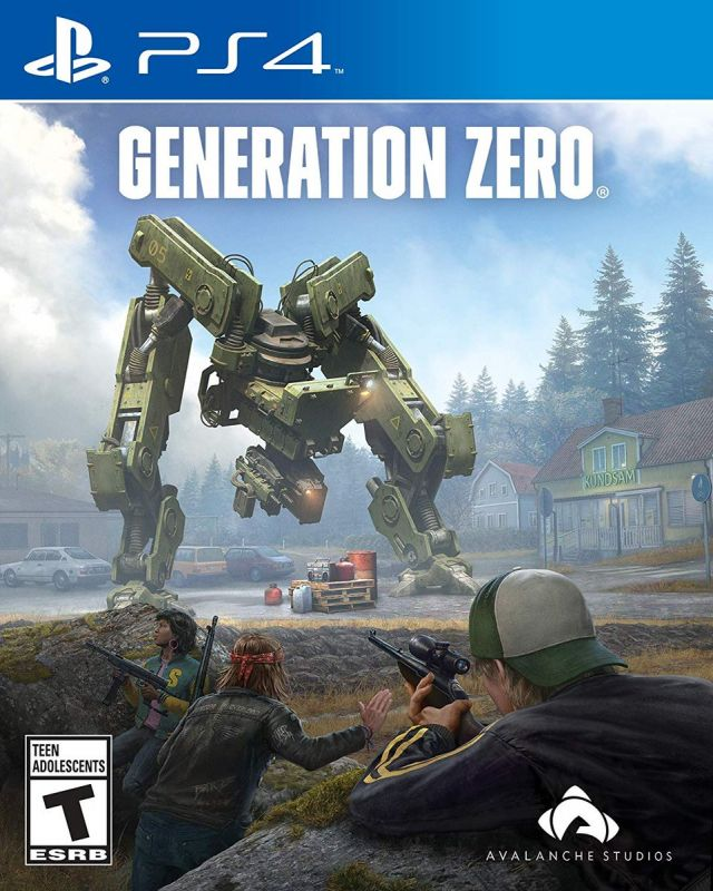 Generation Zero для PS4