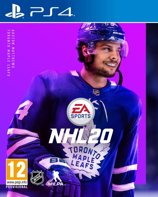 NHL 20 PS4 Купить