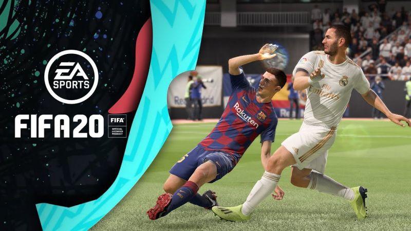 FIFA 20 В ЗАЧЕТ ЛЮБОЙ ДИСК PS4