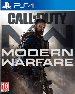Купить Call of Duty Modern Warfare PS4