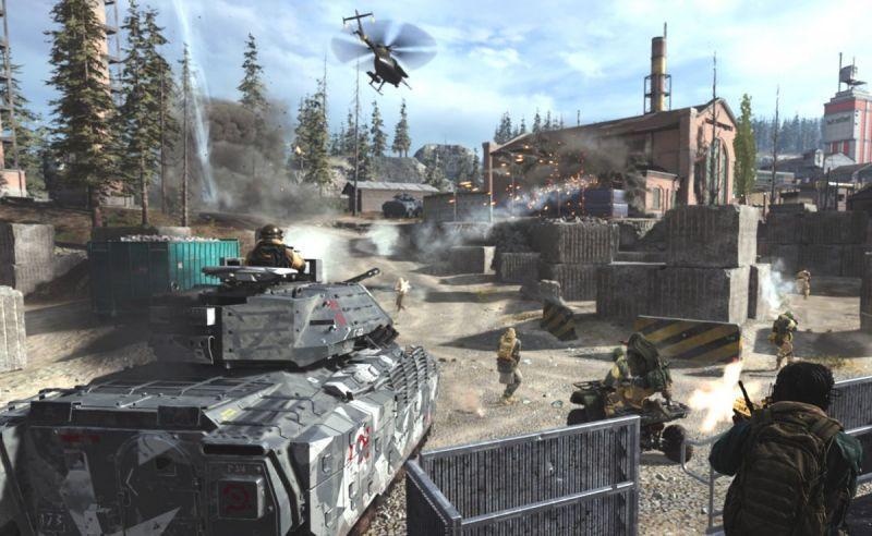 Купить Call of Duty Modern Warfare PS4