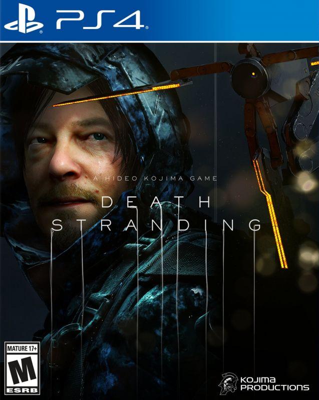 Death Stranding для PlayStation 4