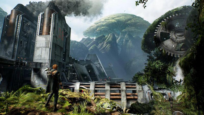 Игра PS4 Звёздные Войны (Джедаи Павший Орден)| Star Wars PlayStation 4