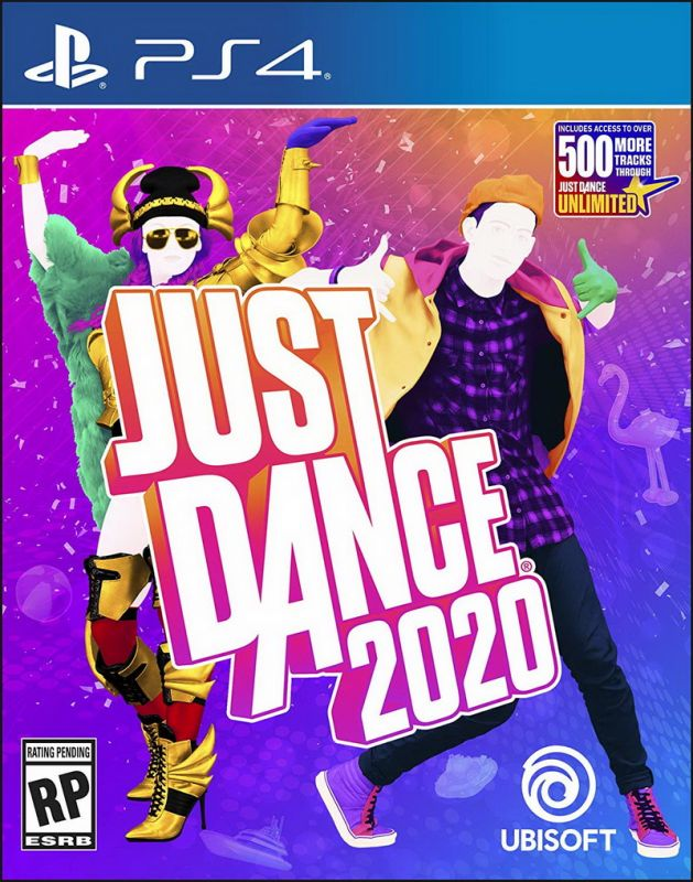Just Dance 2020 для PS4