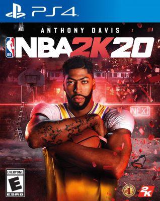NBA 2K20 для PS4