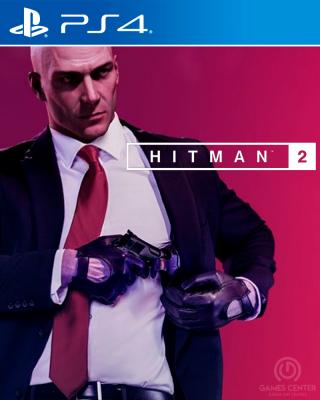 Hitman 2 для PS4