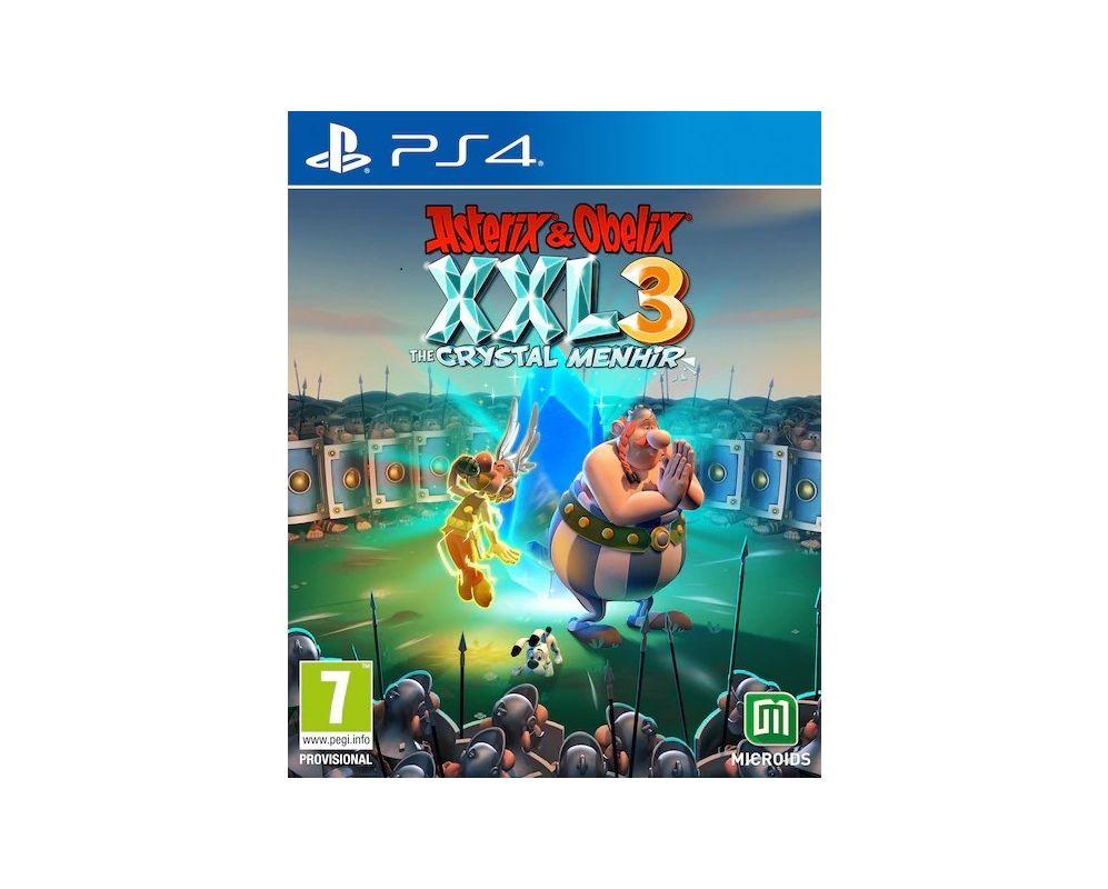 Asterix & Obelix XXL 3 Playstation 4 | Астерикс Обеликс 3 ps4