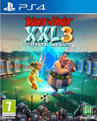 Asterix & Obelix XXL 3 Playstation 4 | Астерикс Обеликс 3 ps4