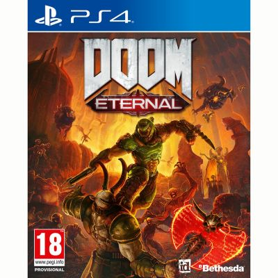 DOOM для PS4  | DOOM Eternal 2020г.