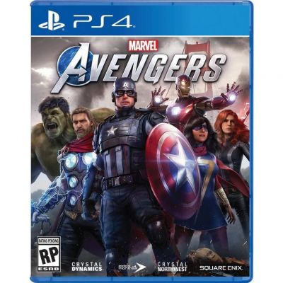 Мстители Marvel PS 4