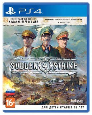 Sudden Strike 4 PS 4