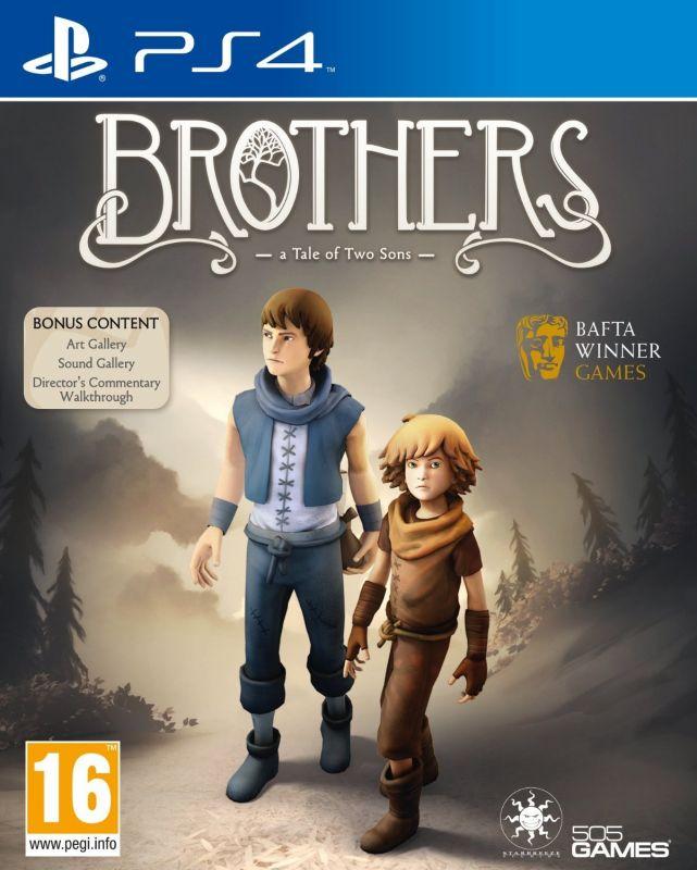 Brothers: A Tale of Two Sons | Братья: Повесть о двух сыновьях PS4
