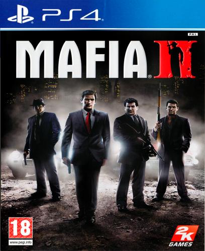 Игра Mafia 2 для Sony PS4