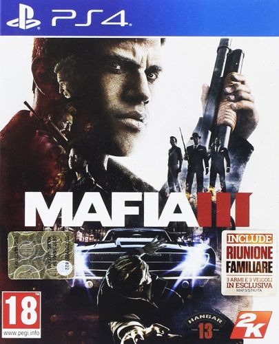 Mafia 3 PlayStation 4 | Мафия 3 Плейстейшен 4