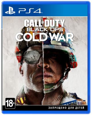 Call of Duty Black Ops Cold War для Sony PS4