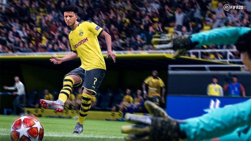 Игра FIFA 21 для PlayStation 4