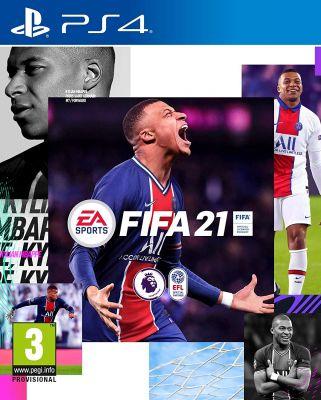 FIFA 21 на PS4 В ЗАЧЕТ ЛЮБОЙ ДИСК PS4