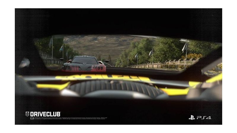 DriveClub (Русская версия!) PS4