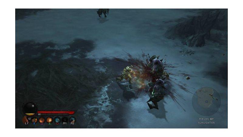 Diablo 3 (PS4) (Полностью на русском языке!)