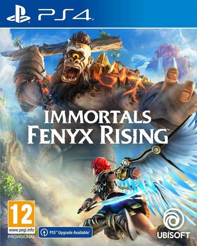 Игра Immortals Fenyx Rising для PS4