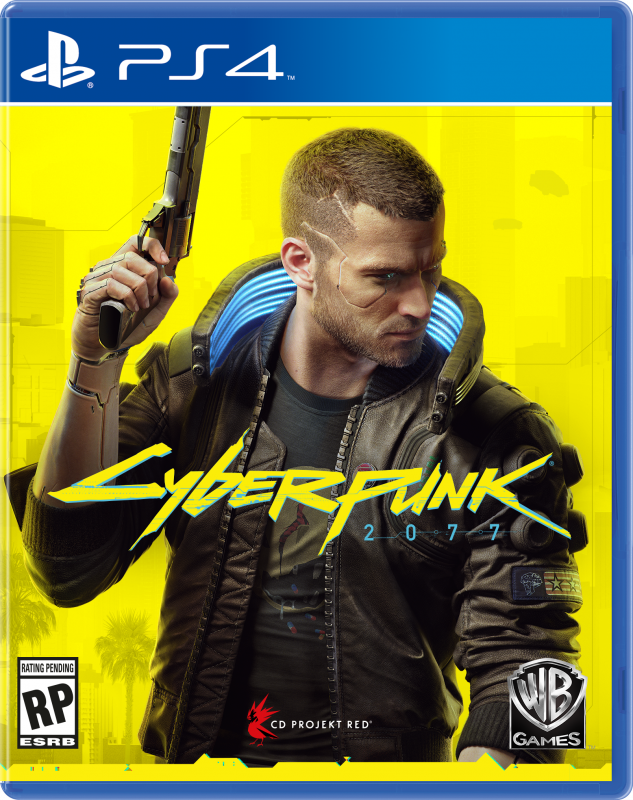 Игра Cyberpunk 2077 для PS4 | Cyberpunk Sony PlayStation 4