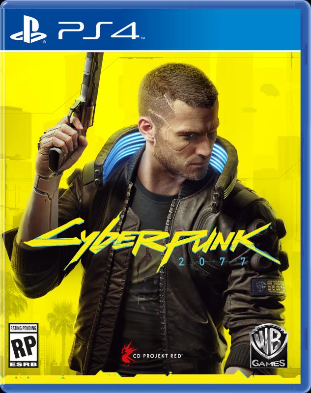 Cyberpunk для Playstation 4 - В ЗАЧЕТ ЛЮБОЙ ДИСК PS4