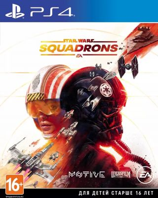 Игра Star Wars Squadrons для PlayStation 4