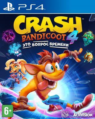 Crash Bandicoot 4 Это вопрос времени PS4