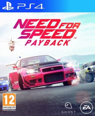 Игра Need for Speed Payback PS4