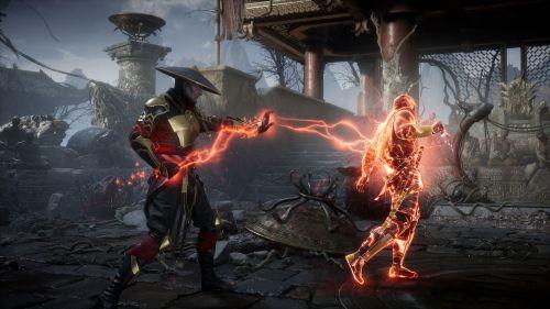 Игра Mortal Kombat X для PlayStation 4