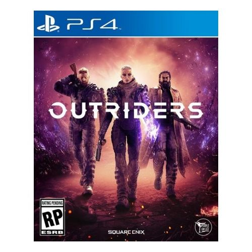 OUTRIDERS Day One Edition для PlayStation 4