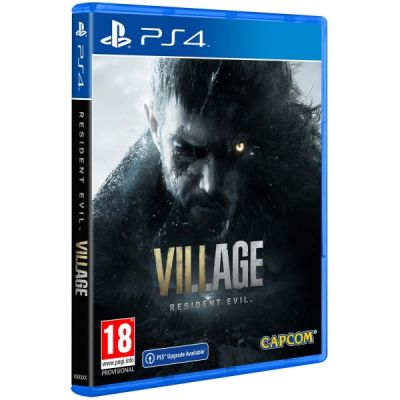 Resident Evil: Village PS4, PS5