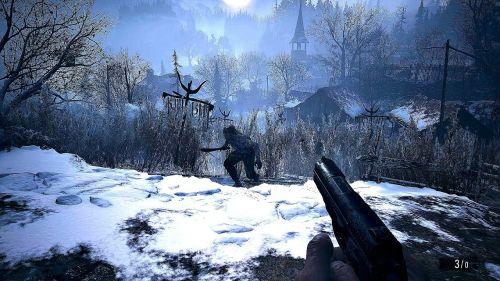 Resident Evil: Village PS4, PS5