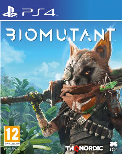 Игра Biomutant для PlayStation 4