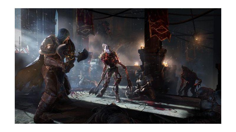 Lords of the Fallen Ограниченное издание (Русская версия) PS4