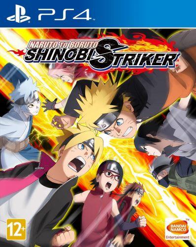 Игра Naruto To Boruto Shinobi Striker для PlayStation 4