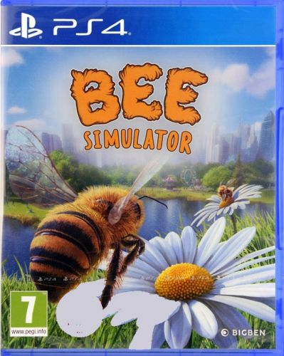 Игра для Sony PlayStation 4 Bee Simulator  | PS4 Симулятор Пчелы