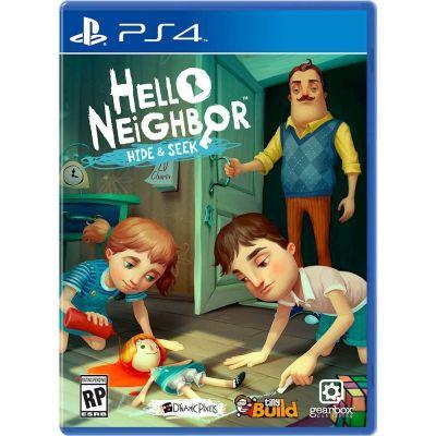 Игра для Sony PS4 Привет Сосед 2 | Hello Neighbor 2 для PlayStation 4