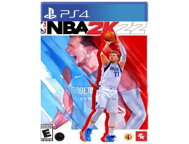 Игра NBA 2k22 для PlayStation 4   NBA 2k22 PS4